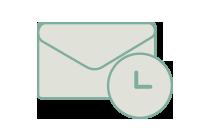 Responde a los mensajes y solicitudes que recibas en tiempos razonables.